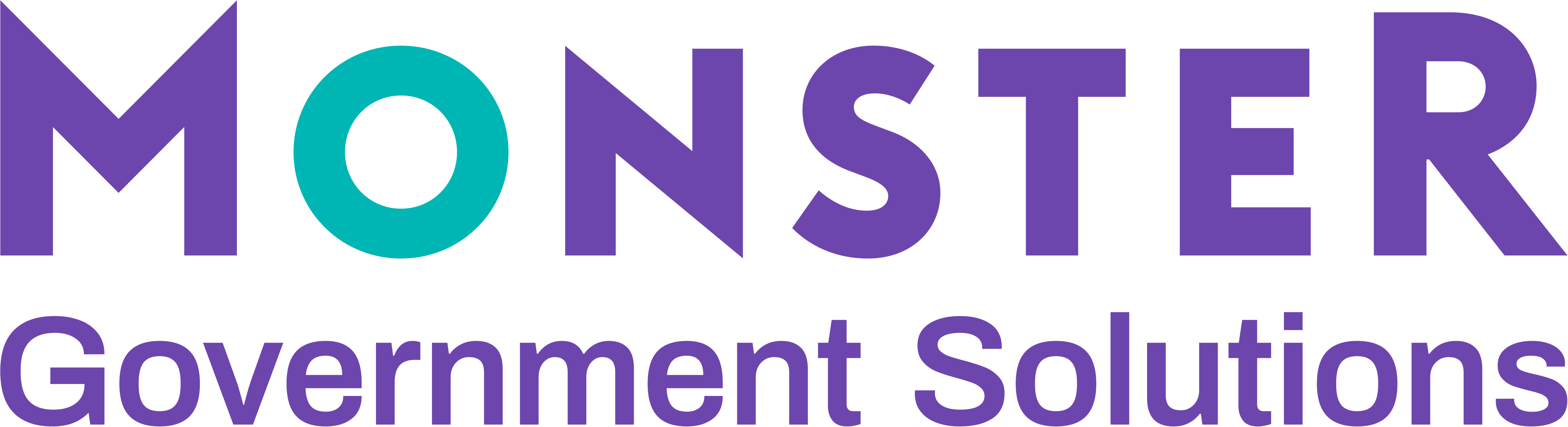 Logo for Monster Government Solutions