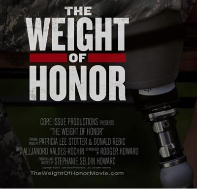 Poster of the Weight of Honor