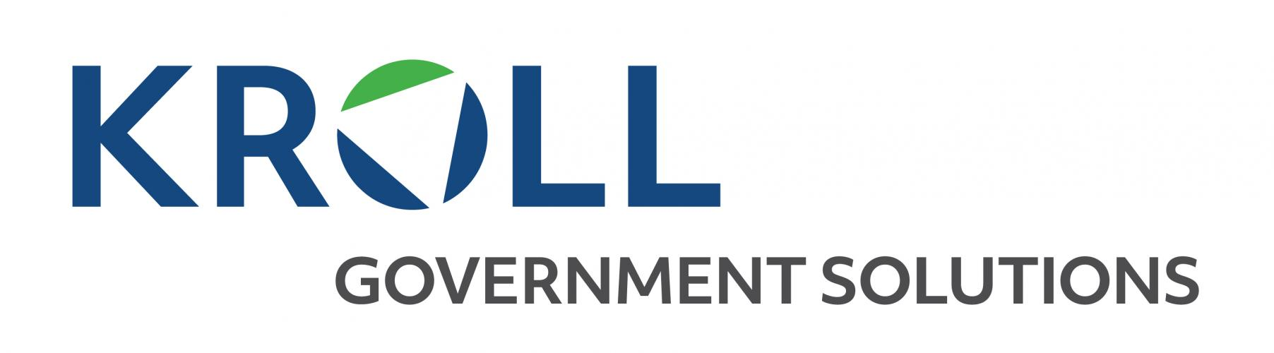 Kroll Government Solutions Logo
